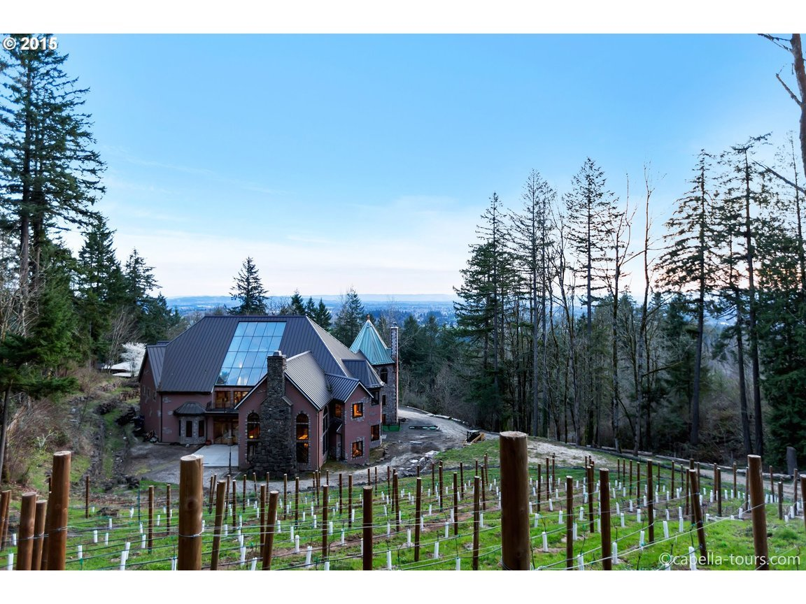 14125 nw germantown rd portland or for sale 4 900 000 for Portland home