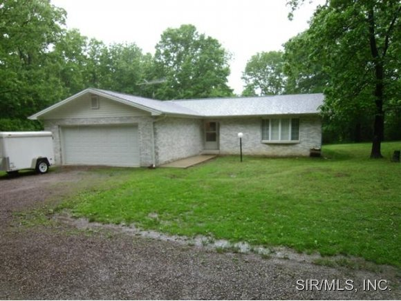 5803 Elsie, Percy, IL, 62272 -- Homes For Sale