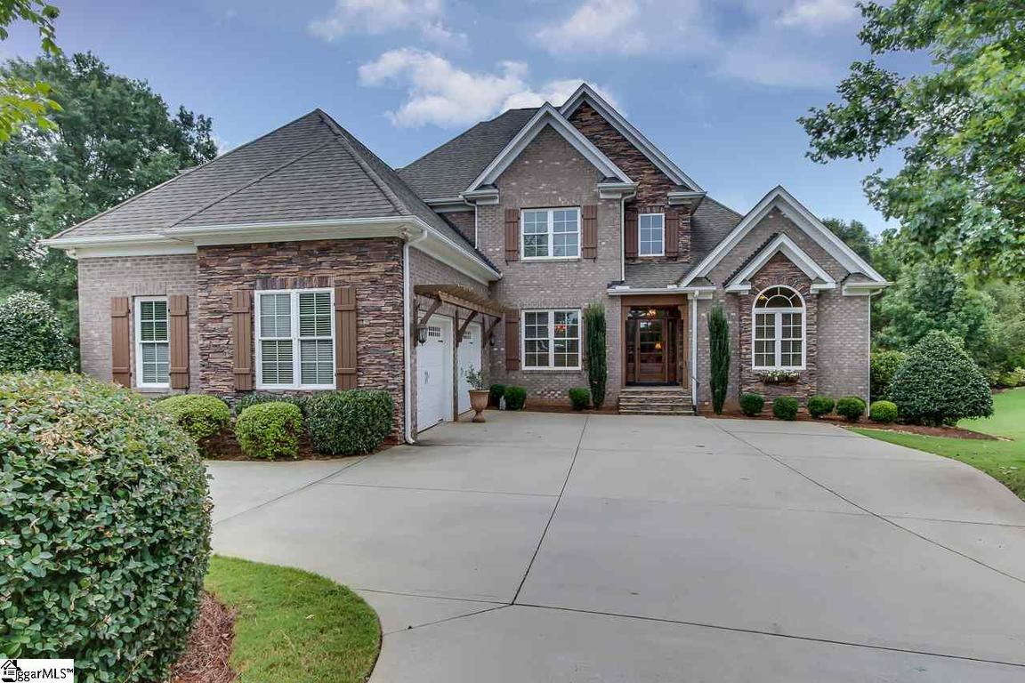 27 london court greer sc for sale 615 000 for Home builders greer sc