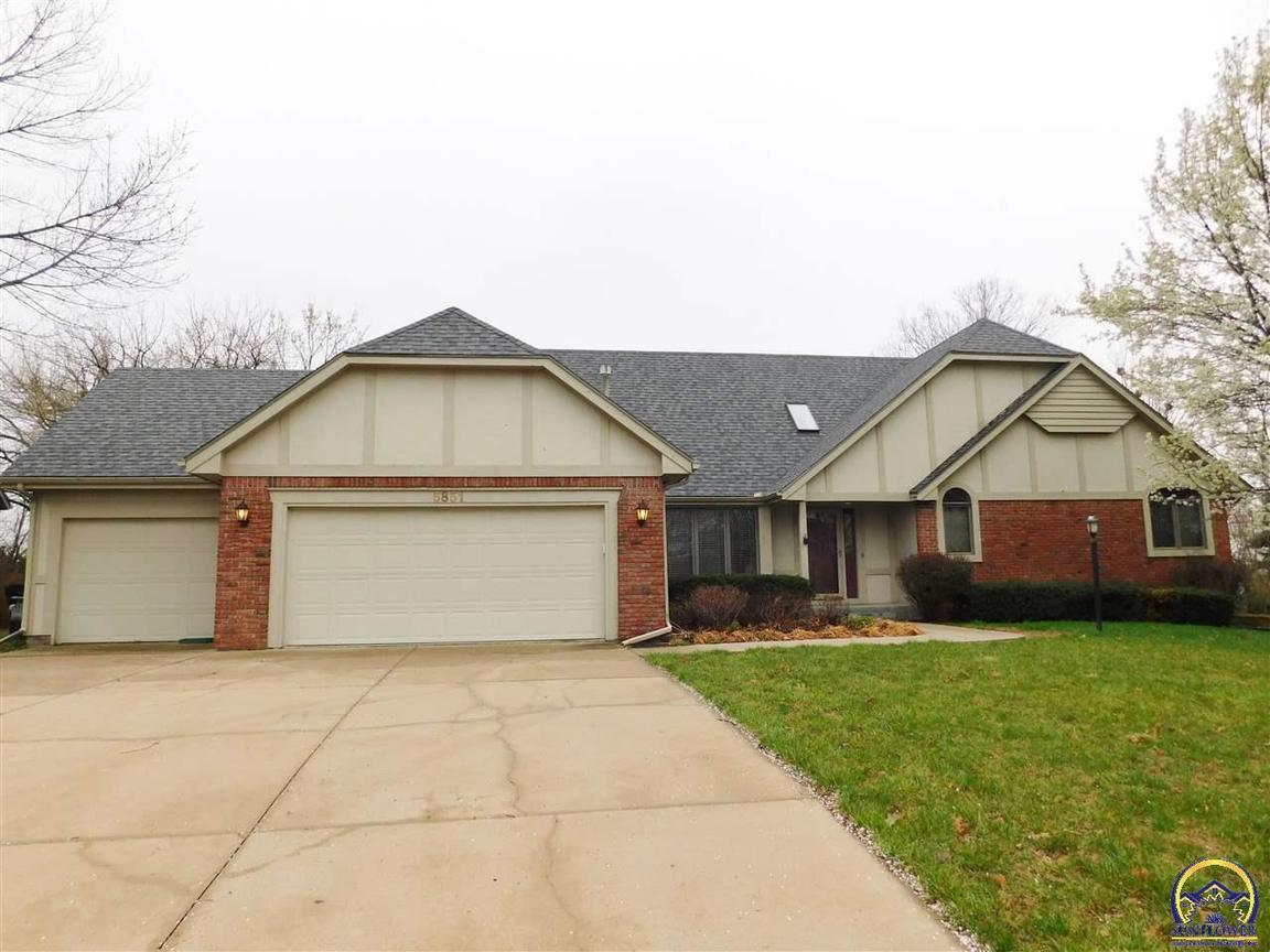 5851 clarion ln sw topeka ks for sale 324 000 for Home builders topeka ks