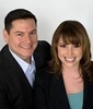 Real Estate Agents: David Landeros and Heather Schaible, Signal-hill, CA