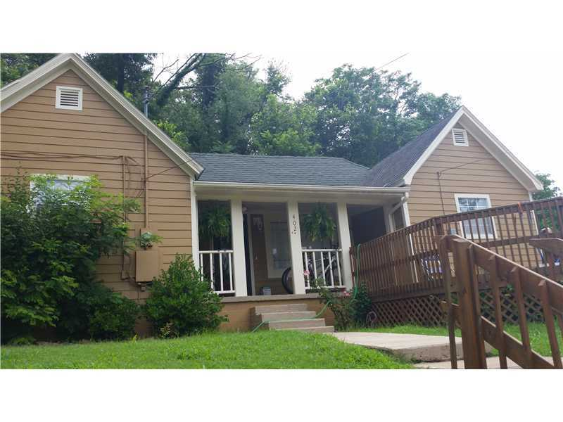 402 South Mashburn Ave, Fayetteville, AR, 72701 -- Homes For Sale