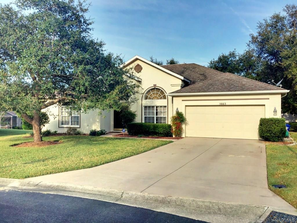5663 W Crossmoor Place, Lecanto, FL, 34461: Photo 5