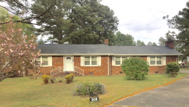 308 mimosa park drive goldsboro goldsboro nc for sale for Home builders goldsboro nc