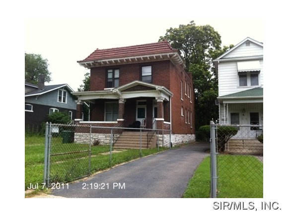 562 North 24th Street, East Saint Louis, IL, 62205 -- Homes For Sale