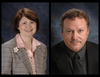 Real Estate Agents: Susan Le Buhn and Greg Traficanto, Manteno, IL