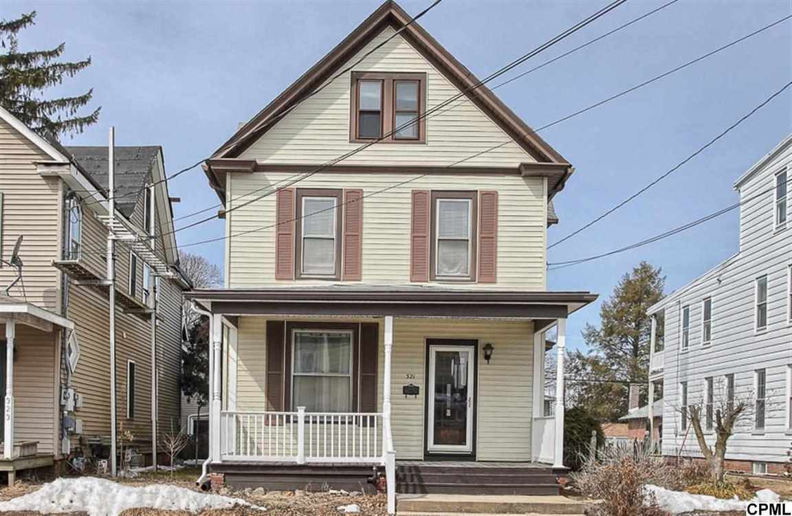 321 6th St, New Cumberland, PA, 17070 -- Homes For Sale