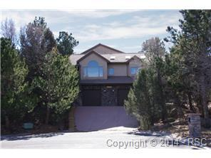 5840 Cliffside Terrace, Colorado Springs, CO, 80918 -- Homes For Sale