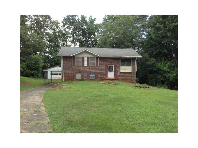 4163 Pilgrim Pl, Austell, GA, 30106 -- Homes For Rent