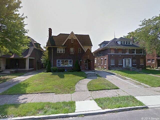 Address Not Disclosed, Detroit, MI, 48206 -- Homes For Sale