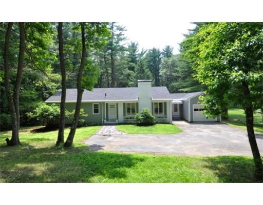 24 Page Rd, Bedford, MA, 01730 -- Homes For Sale