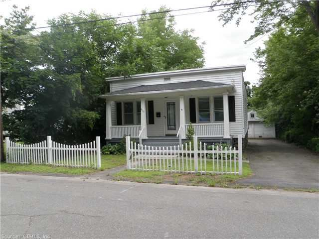 815 Congress Ave, Waterbury, CT, 06708 -- Homes For Sale