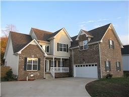 575 Winding Bluff Way, Clarksville, TN, 37040 -- Homes For Rent