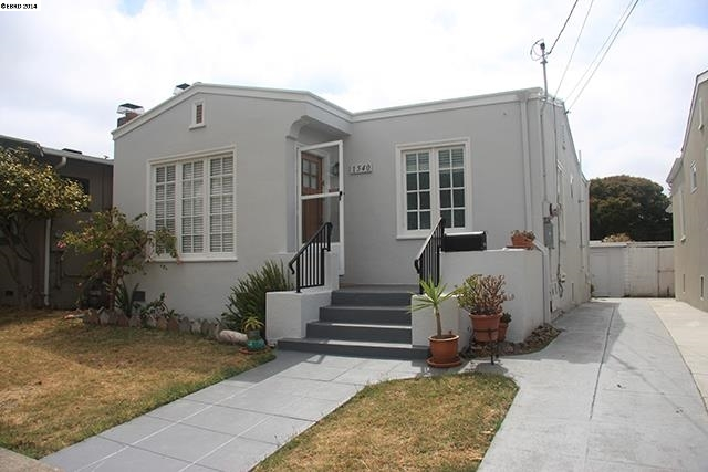 1540 Blake St, Berkeley, CA, 94703 -- Homes For Sale