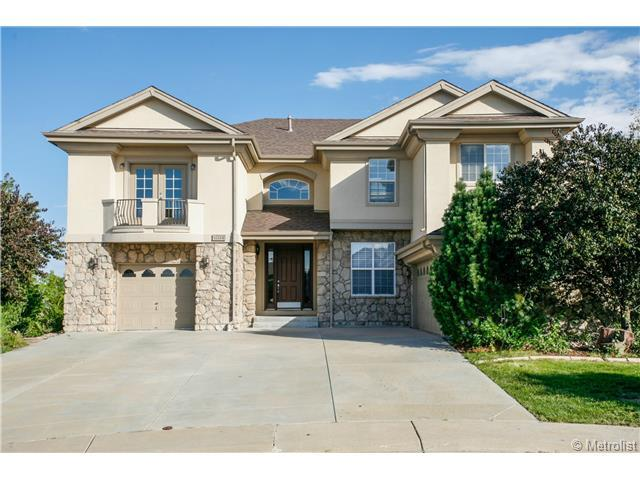 12558 Tapadero Way, Castle Rock, CO, 80108 -- Homes For Sale