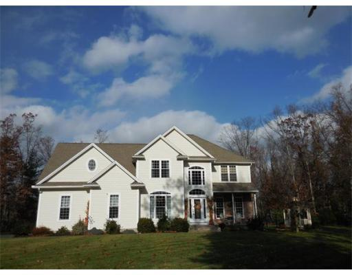 54 Jeremy Drive, Westfield, MA, 01085 -- Homes For Sale
