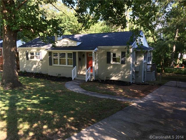 3529 Trent Street, Charlotte, NC, 28209 -- Homes For Sale