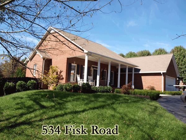 534 Fisk Road, Cookeville, TN, 38501 -- Homes For Rent