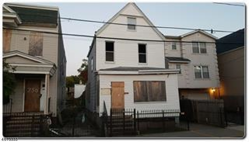 752 S 17th St Newark Nj For Sale 16 900