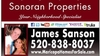 Real Estate Agents: James Sanson, Yuma, AZ