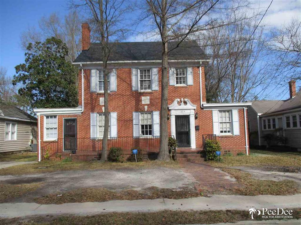 609 W Evans Street Florence Sc 29501 For Sale