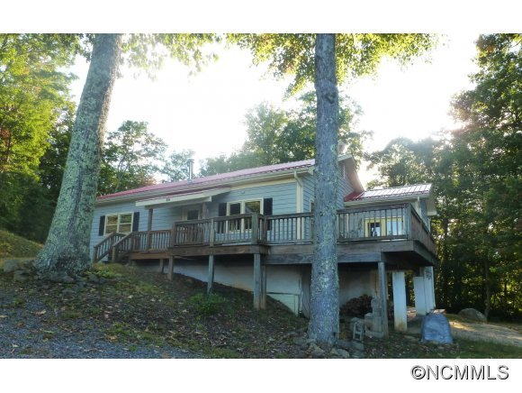167 Buck Drive, Hot Springs, NC, 28743 -- Homes For Sale