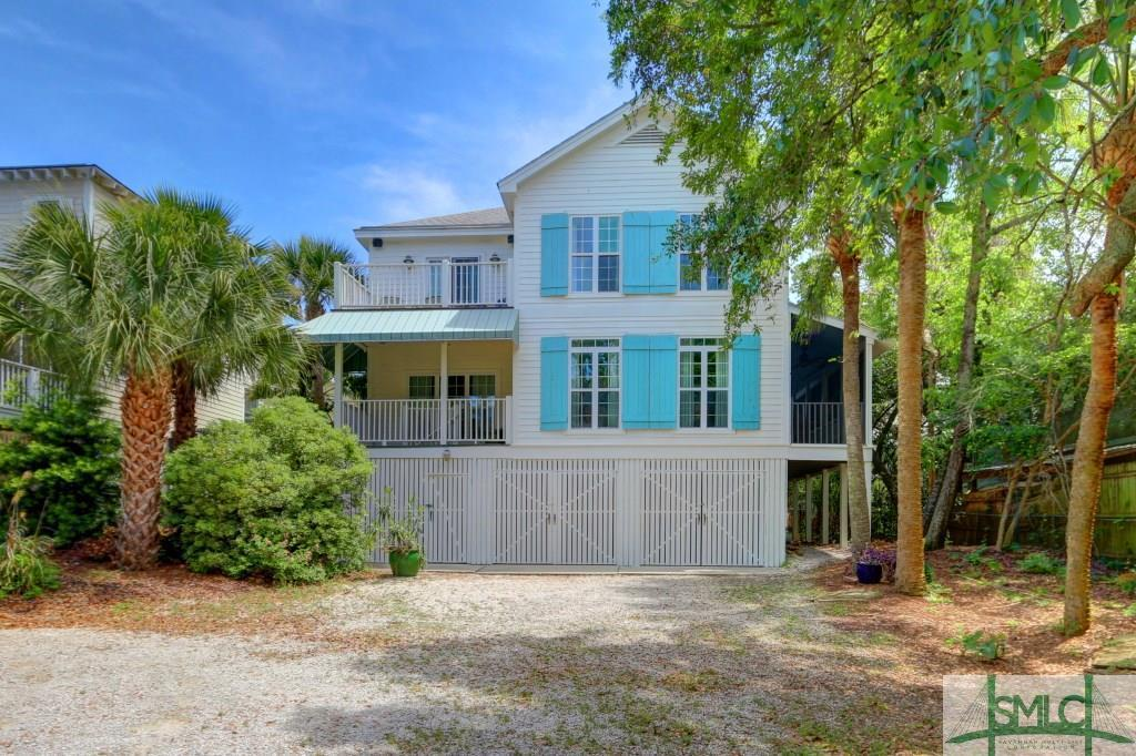 Vacation Homes For Sale On Tybee Island Ga