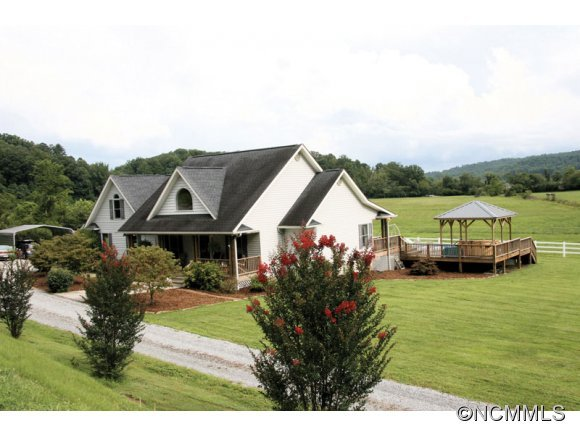 4180 Old Hendersonville Highway, Pisgah Forest, NC, 28768 -- Homes For Sale
