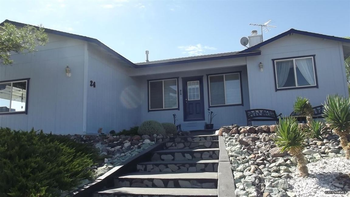 24 Tonnis Circle, Fernley, NV, 89408 -- Homes For Sale