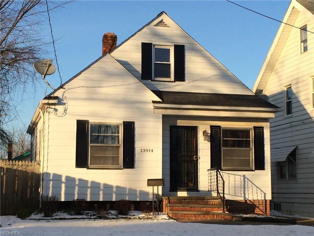 13914 west ave cleveland oh for sale 42 900 for Home builders in ohio