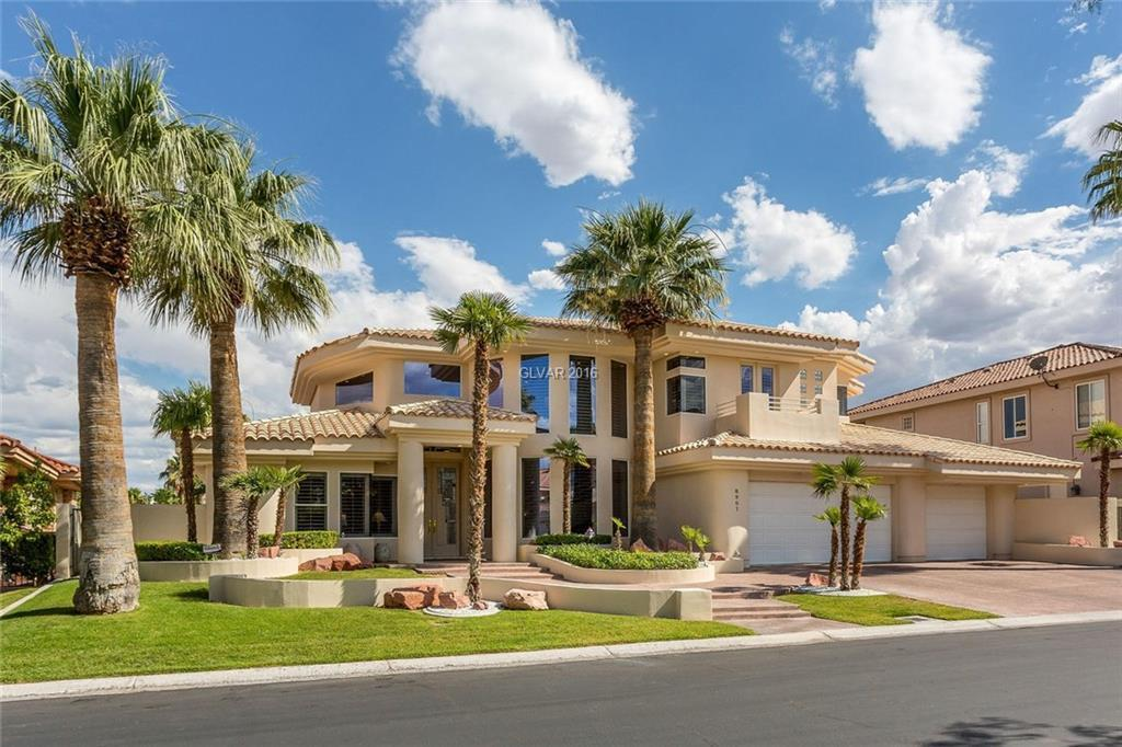 8901 canyon springs drive las vegas nv for sale 975 000