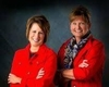 Real Estate Agents: Valerie Bellile and Jane Chizek, Conrad, IA