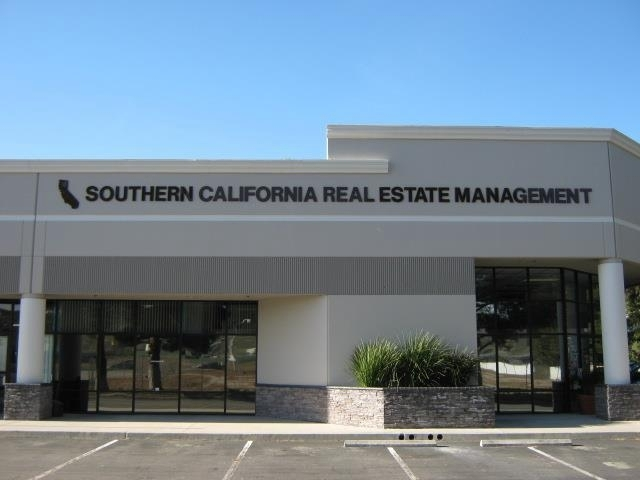 Southern California Real Estate Management