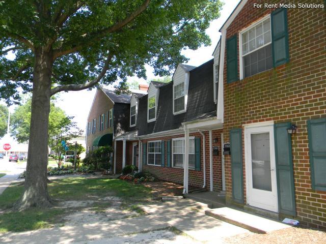 Crown Point Townhomes, Norfolk, VA, 23502: Photo 3