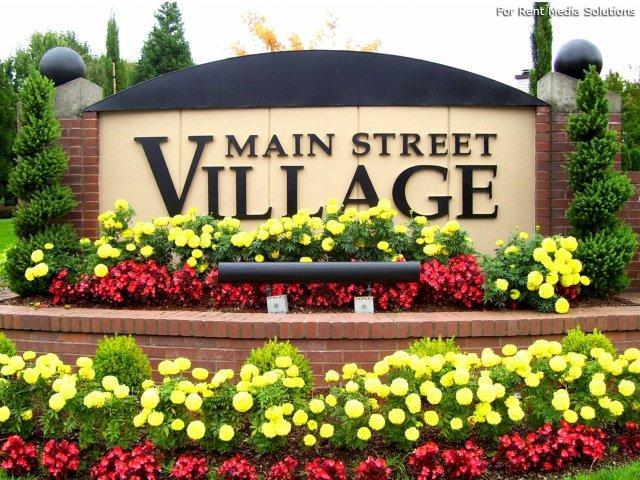 Main Street Village Apartment Homes, Tigard, OR, 97223: Photo 2