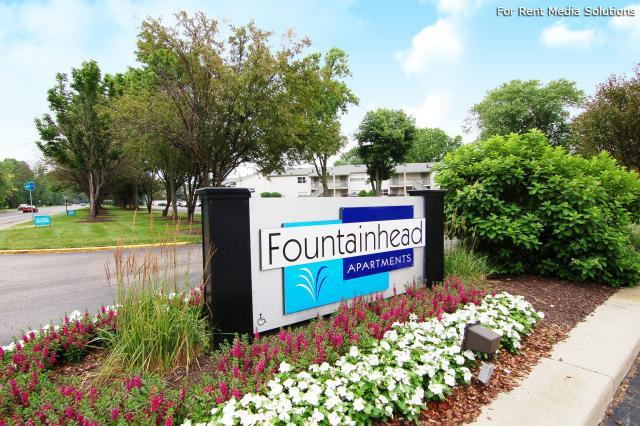 Fountainhead Apartments, Indianapolis, IN, 46260: Photo 2