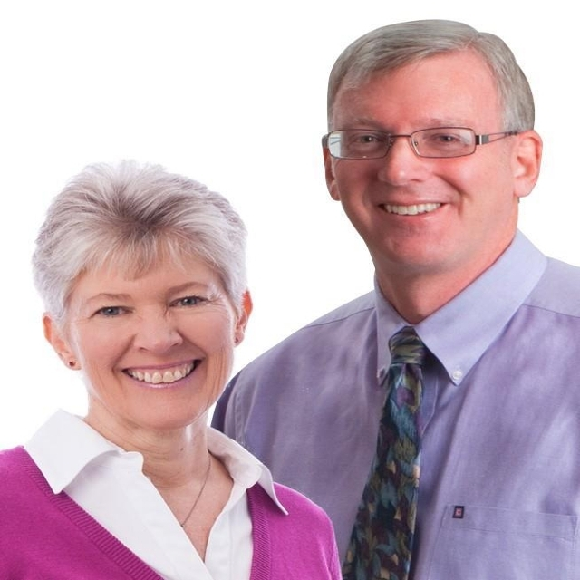 Chris and Mary-kay Canfield