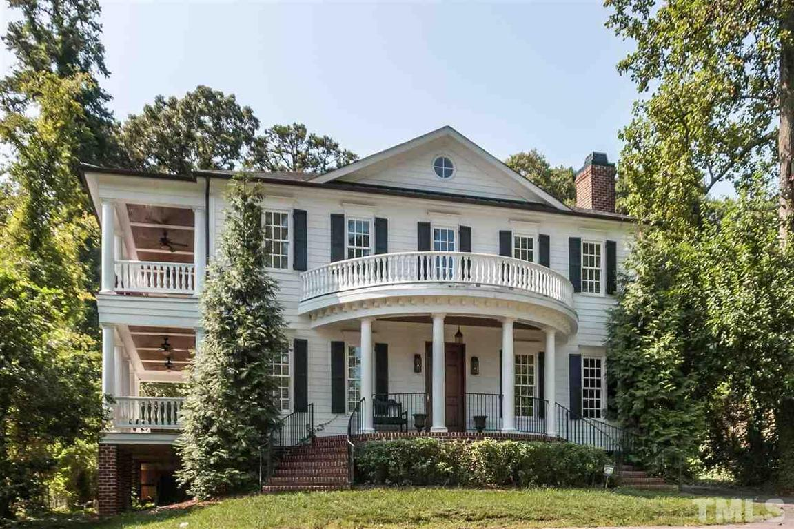 1321 Williamson Drive Raleigh Nc 27608 For Sale