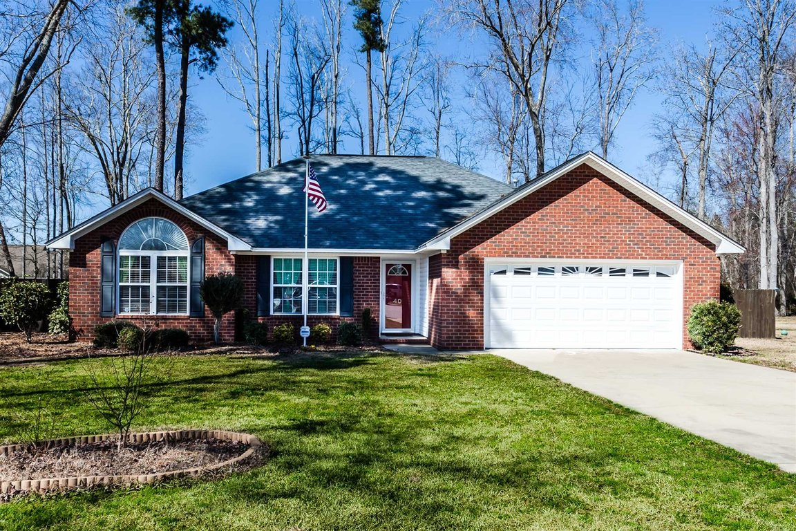 40 Elkhorn Circle Sumter Sc 29154 For Sale