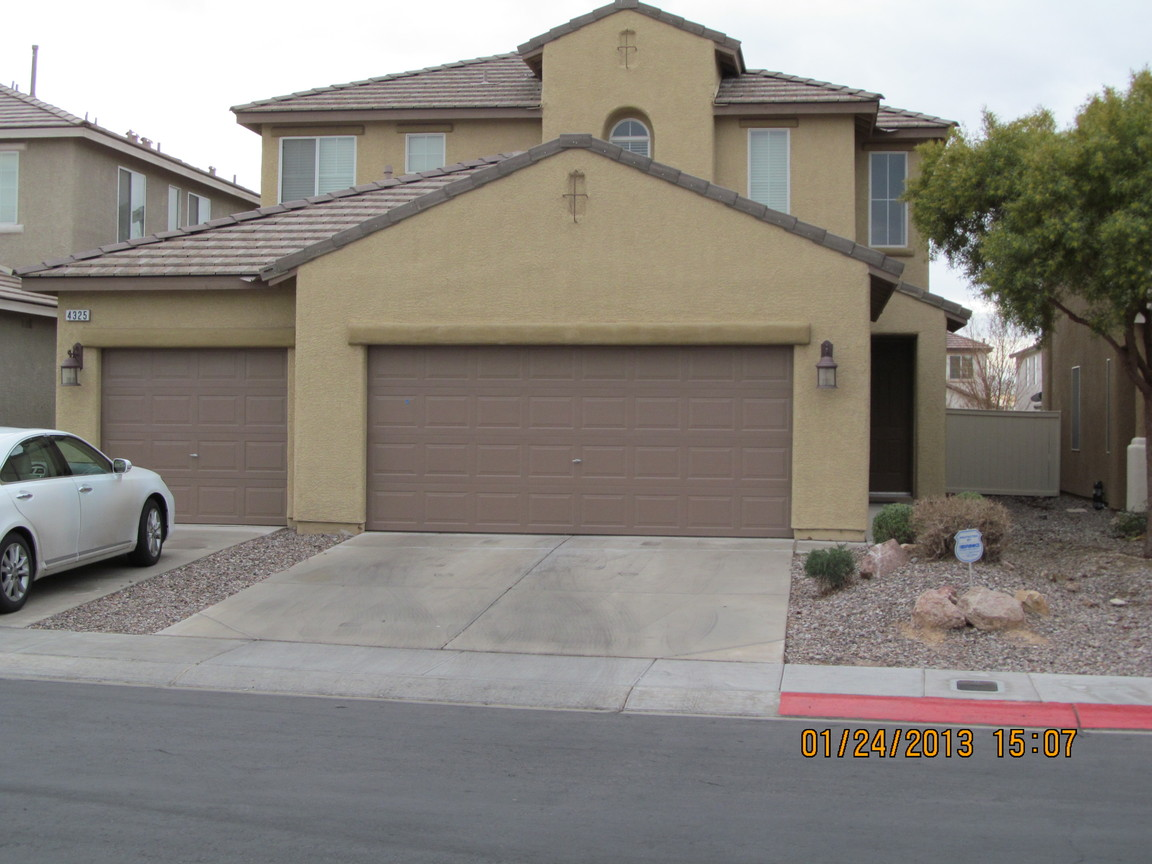 4325 Bacara Ridge Ave, Las Vegas, NV, 89115: Photo 1