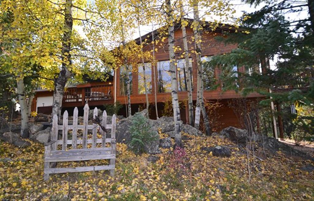 160 crestview lane bailey co 80421 for sale