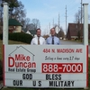 Real Estate Agents: Mike Duncan Broker Owner, Indianapolis, IN