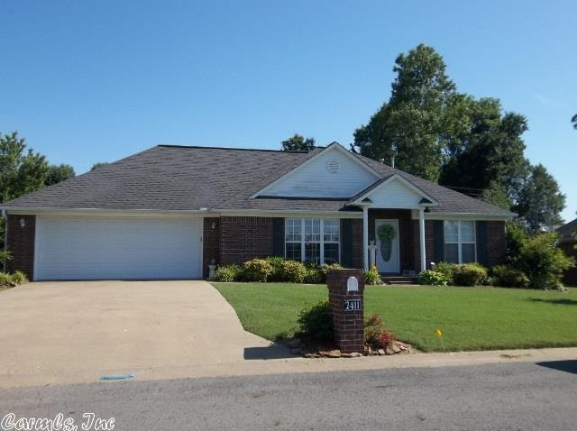 2411 audley bolton drive searcy ar for sale 169 900