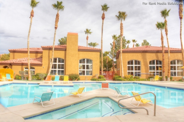 Estates at Westernaire, Las Vegas, NV, 89115: Photo 11