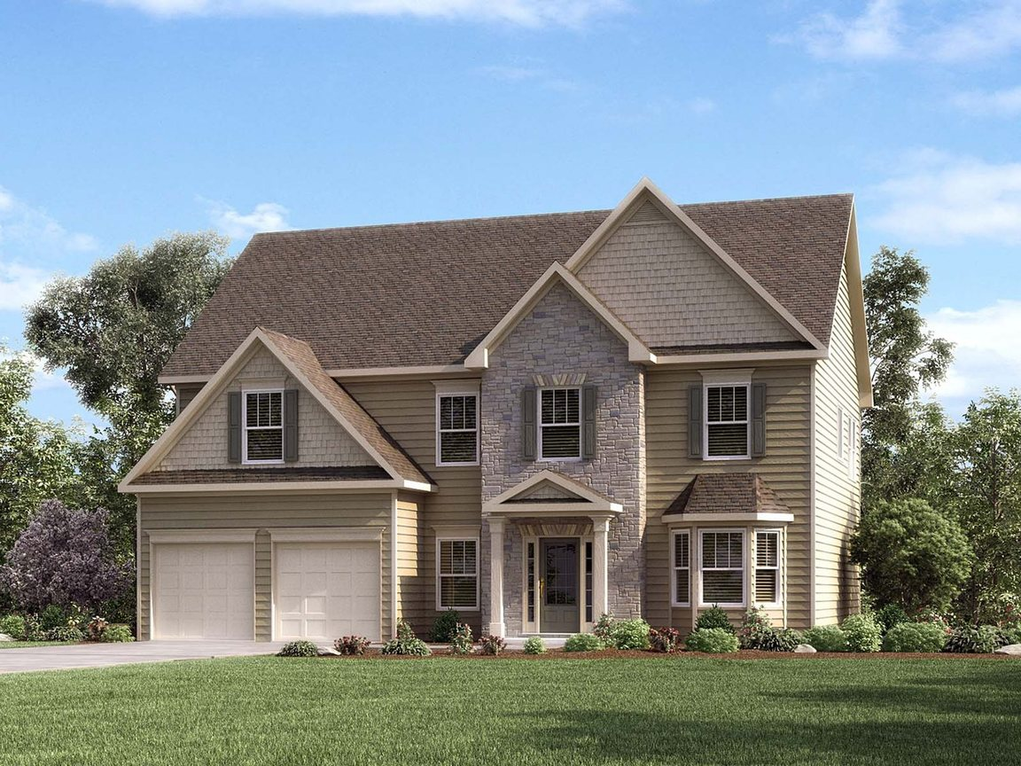 Avondale At Southwind The Garden In Fairburn Ga Homes