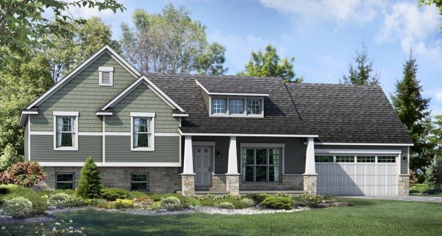 Lexington At Wayne Homes Bowling Green Build On Your Lot