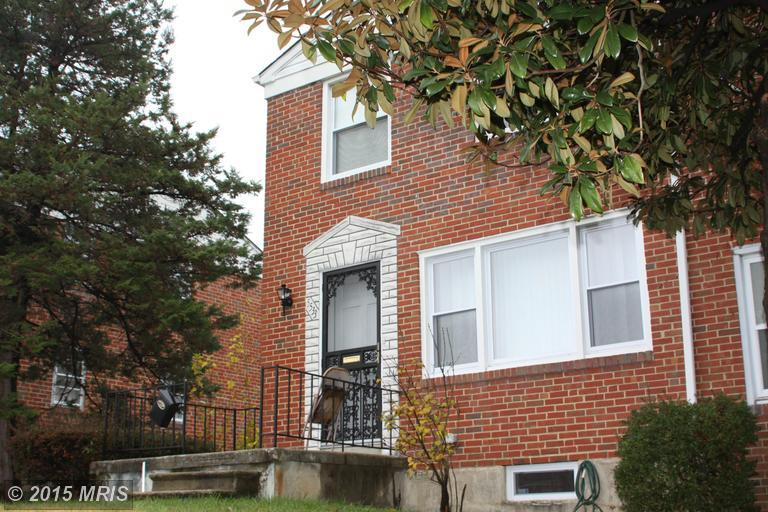 5533 whitwood road baltimore md 21206 for sale for Baltimore houses for sale