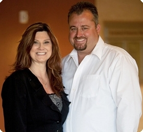 Ron and Tina Waggoner