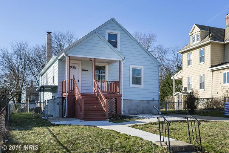 3309 white ave baltimore md 21214 for sale for Baltimore houses for sale