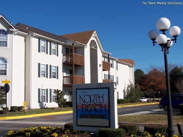 North Beach Apartments, Virginia Beach, VA, 23455: Photo 1